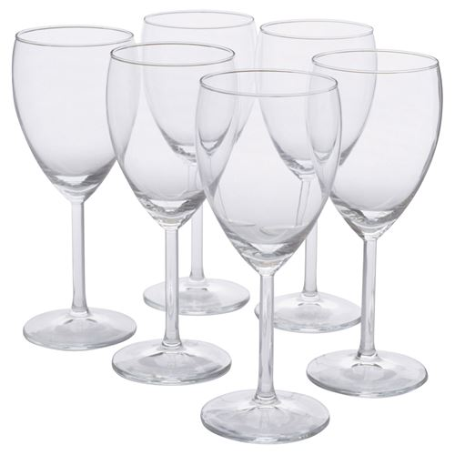 SVALKA,white wine glass