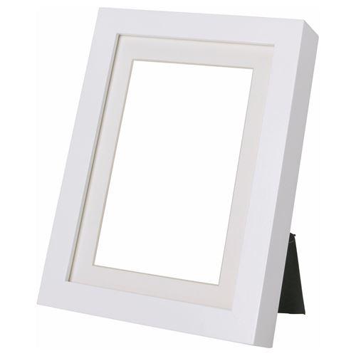 RIBBA photo frame white 21x30 cm   IKEA Home Decoration