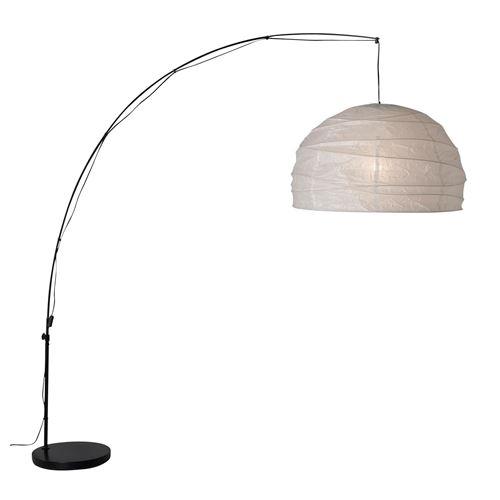 Regolit yer lambas beyaz 235 cm ikea ayd nlatma for Ikea lampe de salon