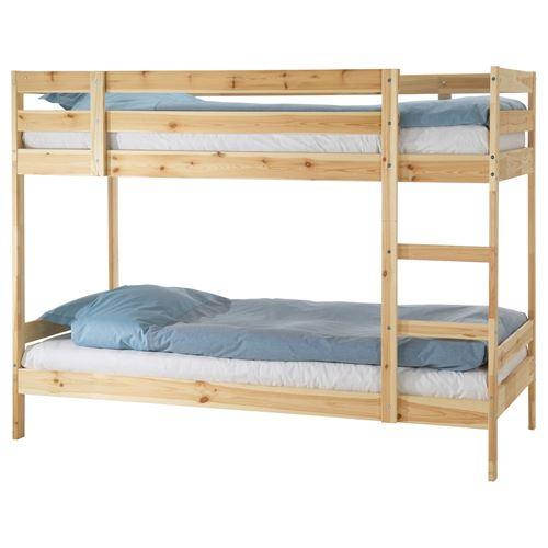 Mydal Bunk Bed Pine 90x200 Cm Ikea Children S Ikea