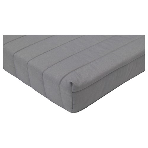 beddinge lovas mattress for sofa bed grey 140x200 cm ikea living room. Black Bedroom Furniture Sets. Home Design Ideas