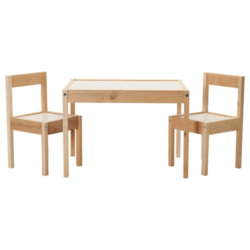 LATT,children's table and chairs