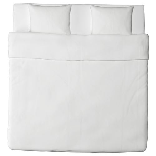 DVALA,double quilt cover and 2 pillowcases