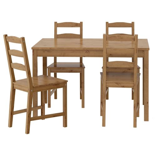 JOKKMOKK,dining table and chairs