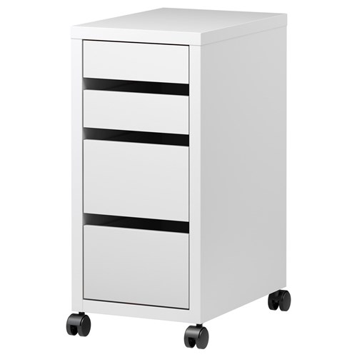 MICKE,storage unit with drawers