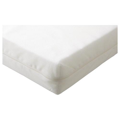 vyssa slappna uzayabilen ocuk yata beyaz 80x200 cm. Black Bedroom Furniture Sets. Home Design Ideas