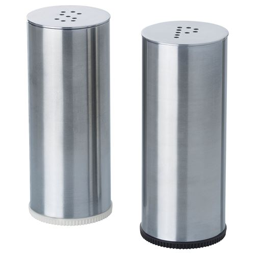 PLATS,salt and pepper shakers