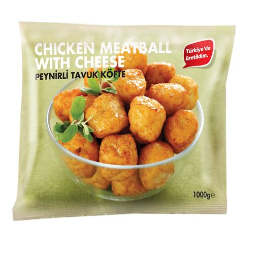 Living Room Chicken Meatballs