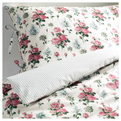 EMMIE SÖT,single quilt cover and pillowcase