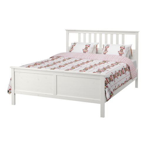 Hemnes LurÖy Double Bed
