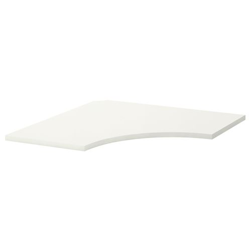 Linnmon corner table top white 120x120 cm ikea ikea for for Hover tr table