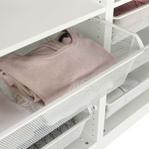 KOMPLEMENT,metal basket with pull-out rail