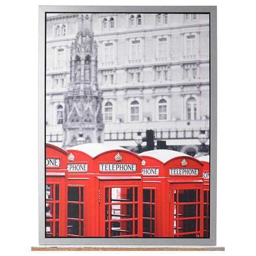 Vilshult resim londra 77x57 cm ikea ev dekorasyonu for Poster londra ikea