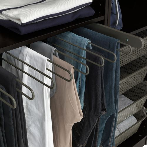 KOMPLEMENT,pull-out trouser hanger
