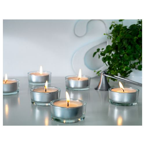 GLIMMA,unscented tealight