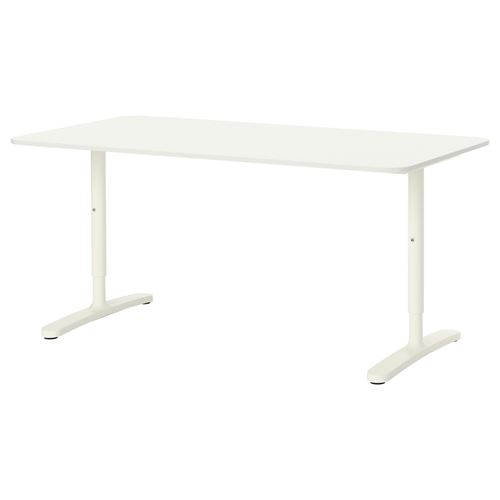 BEKANT Desk White 160x80 Cm