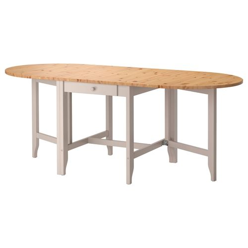 GAMLEBY,dining table