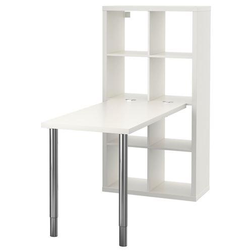 Kallax Gerton Desk And Bookcase