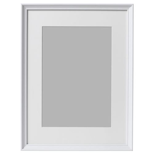 Knoppang Photo Frame White Varnished 30x40 Cm Ikea Home Decoration