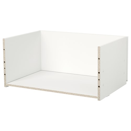 Besta Pull Out Frame White 60x25x40 Cm Ikea Tv And Media