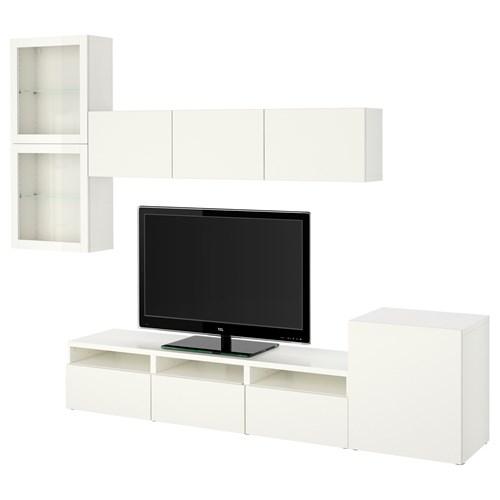 Besta Lviken Tv Storage Unit