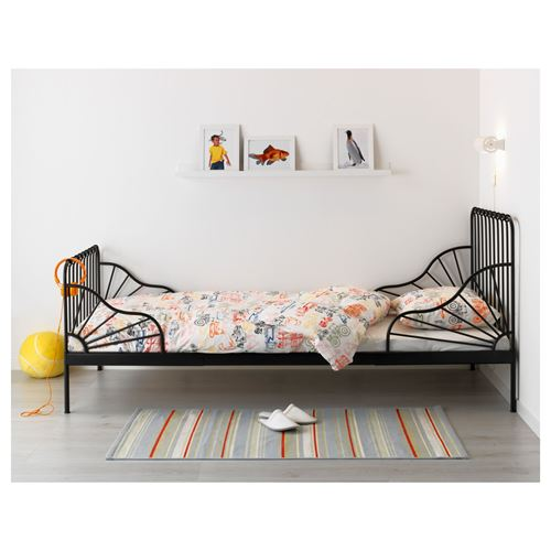 MINNEN/LURÖY,extendable bed