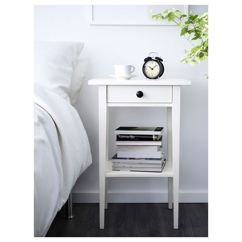 HEMNES,bedside table