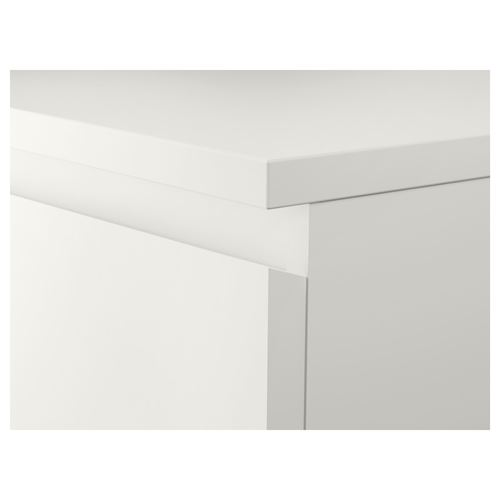 MALM,chest of 4 drawers