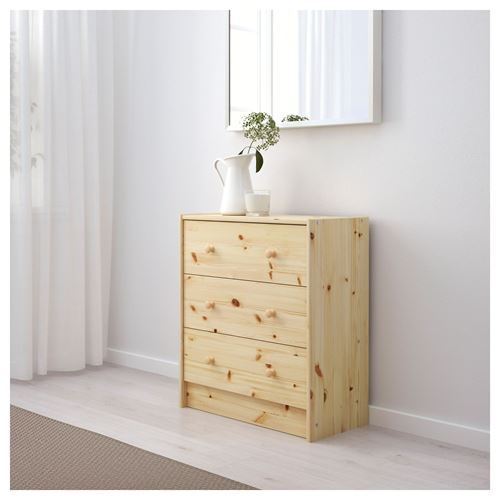 RAST,chest of 3 drawers
