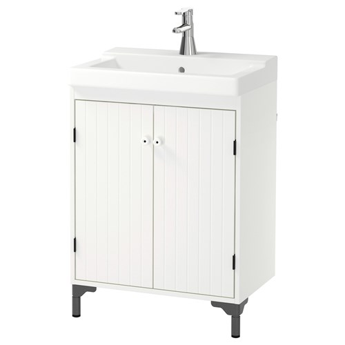 Silveran talleviken lavabo dolab kombinasyonu beyaz for Leroy merlin lavatoio