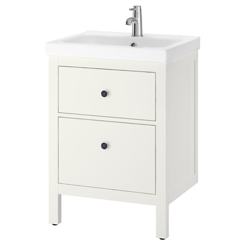 HEMNES/ODENSVIK,wash-basin and cabinet