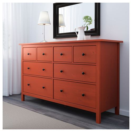 HEMNES,chest of 8 drawers