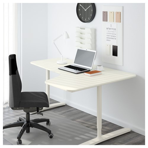 BEKANT,corner desk right