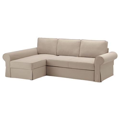 backabro marieby 2 39 li yatakl kanepe ve uzanma koltu u hylte bej ikea oturma odalar. Black Bedroom Furniture Sets. Home Design Ideas
