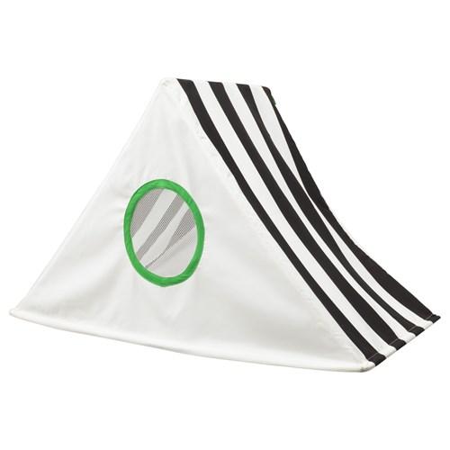 Hemmahos yatak tentesi siyah beyaz ikea ev tekstili - Ikea ciel de lit ...