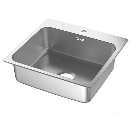Incroyable LANGUDDEN,single Bowl Insert Sink