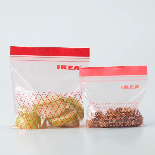 ISTAD,resealable bag