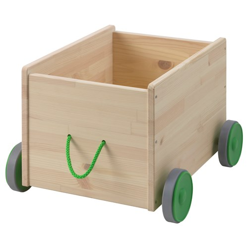 FLISAT,toy storage with wheels