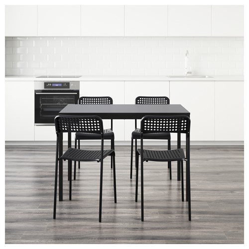 TARENDÖ/ADDE,dining table and chairs