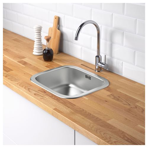 FYNDIG,single-bowl insert sink