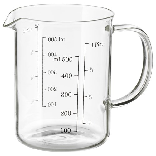 VARDAGEN,set of measuring cups