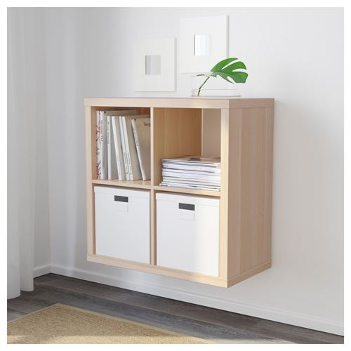 KALLAX,shelving unit with 4 compartments