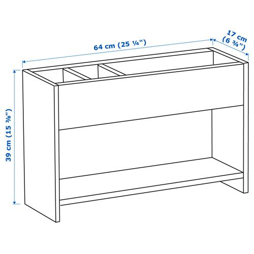 PAHL,add-on unit for desk