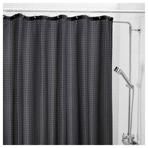 SAXALVEN,shower curtain