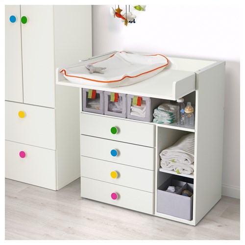 STUVA/FÖLJA,changing table/cabinet