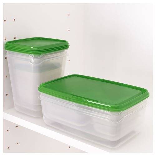 PRUTA,food containers set