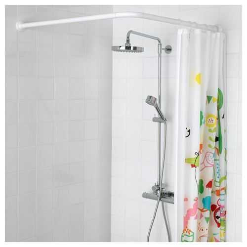 VIKARN,shower curtain rod