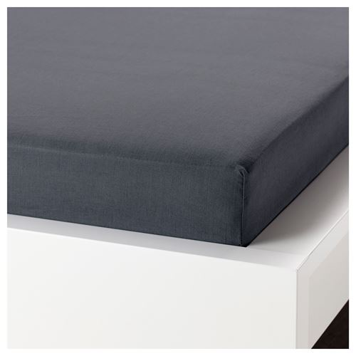 PUDERVIVA,single fitted sheet