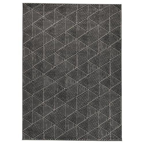Stenlille Halı Gri 170x240 Cm Ikea Ev Tekstili
