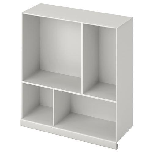 Kallax dolap i i d zenleyici a k gri ikea kitapl klar - Ikea mobile metallo ...